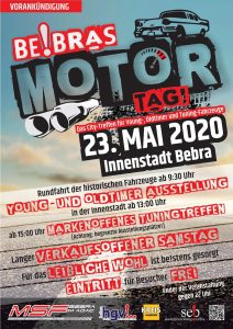 Flyer Motortag 2020